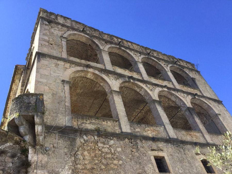 Palazzo Del Gaudio - Campagna