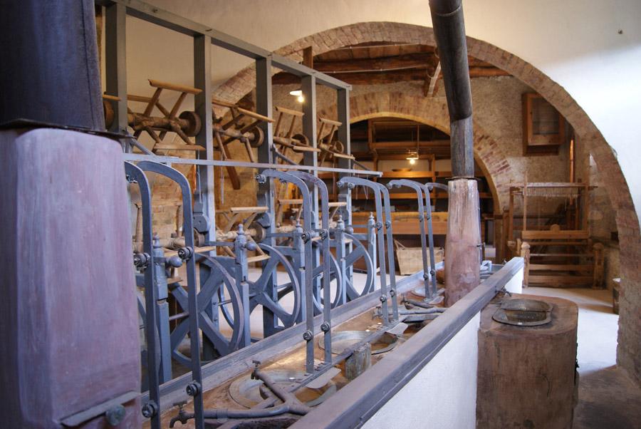 Museo Dinamico della Seta