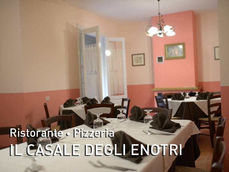 Ristorante Pizzeria Il Casale degli Entri