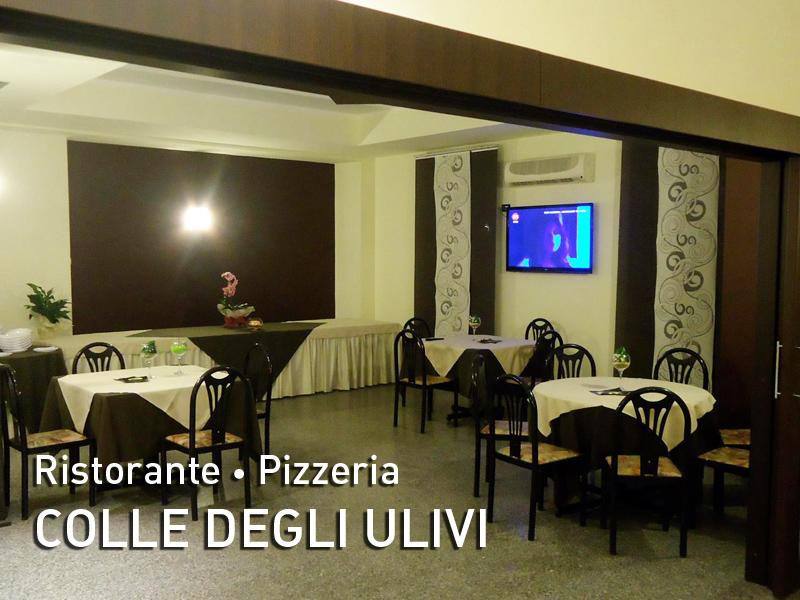 Ristorante Pizzeria Colle degli Ulivi