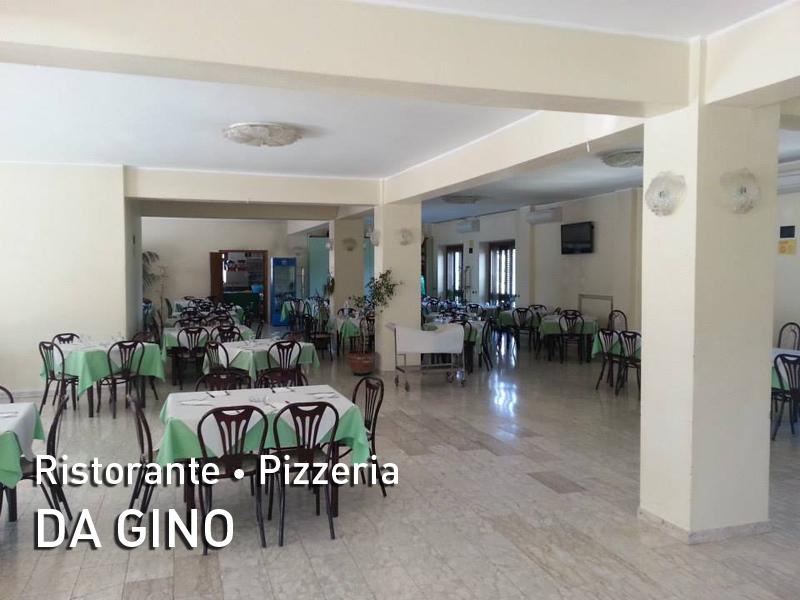 Ristorante Pizzeria Da Gino