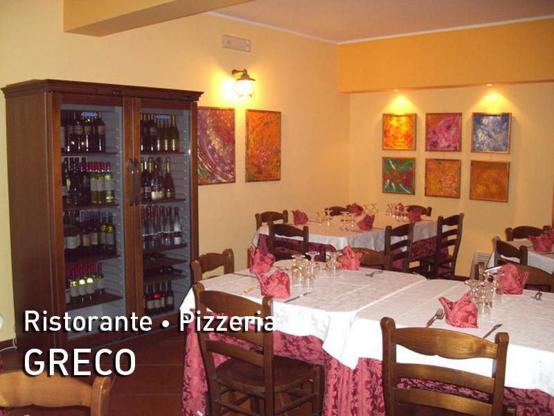 Ristorante Pizzeria Greco