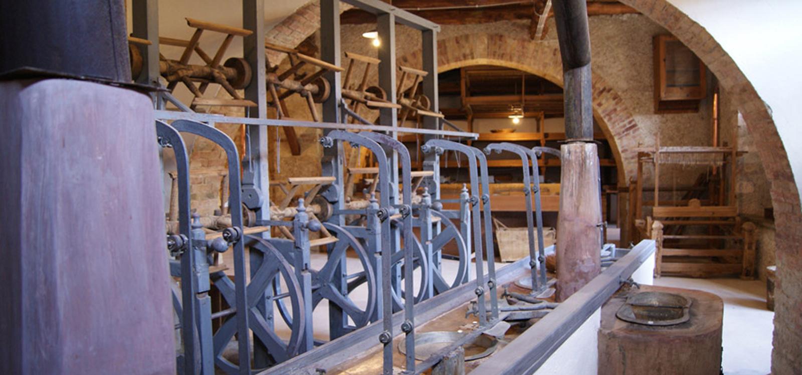 Pregevole testimonianza di archeologia industriale