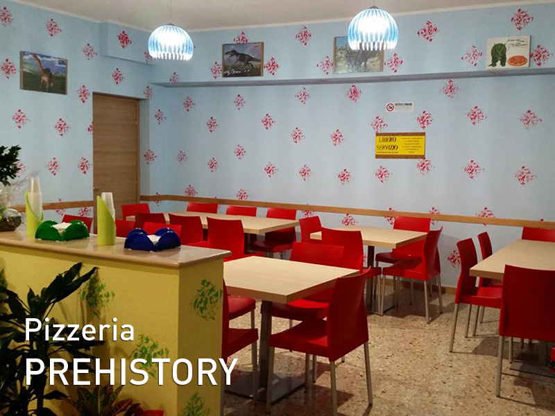 Pizzeria Prehistory